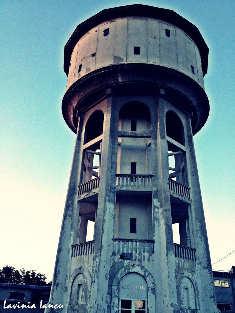 Turnul de apă, înainte de renovare
